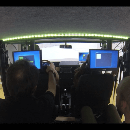 CarTeam: The car as a collaborative tangible game controller