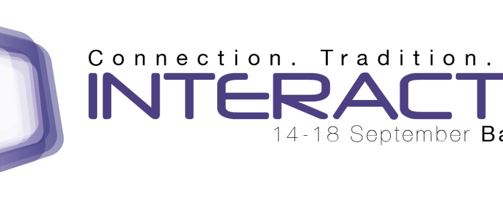 INTERACT2015 Logo