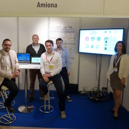 AAL Forum GeTVivid Booth