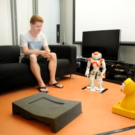New Bachelor Theses in Human-Robot Interaction – Center for Human